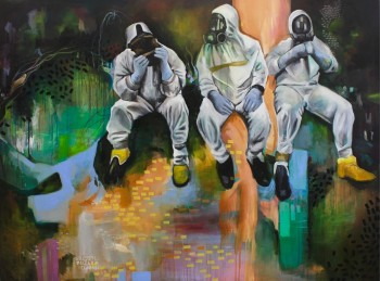Down by Law 150x200cm 2014_Julia Benz web