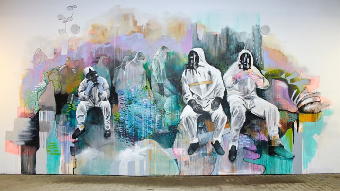 Mural-Ersatzbank-komplett