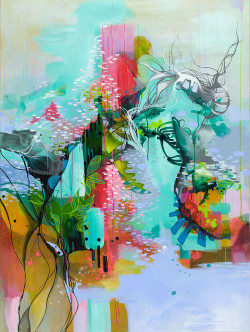 Waterbased 160x120cm acrylic,ink on canvas_Julia Benz 2015 low res