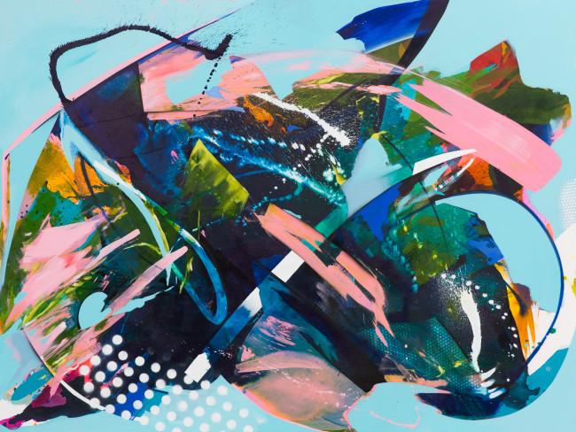 JuliaBenz_smooth operator_acrylic,ink,aerosol oncanvas,200x150cm,2020_loRes_001